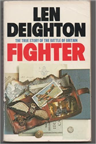 Paperback cover of Fighter