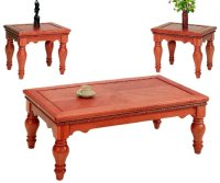 Best Rated Wood Coffee Table Sets