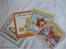 Marc Brown Arthur Books Dw Thinks Big Dw All Wet Dw Flips Dws Lost Blanket PBS Arthur