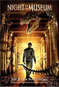 """Cover of """"The Night at the Museum"""""""