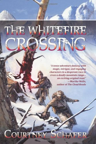 The Whitefire Crossing by Courtney Schafer