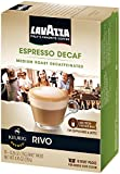 Lavazza Espresso Decaf Keurig Rivo Pack, 18 Count