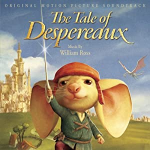 """Cover of """"The Tale of Despereaux"""""""