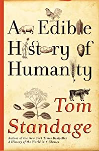 "Cover of ""An Edible History of Humanity"""