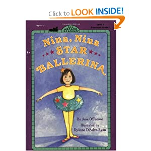 Nina, Nina Star Ballerina (All Aboard Reading Series)