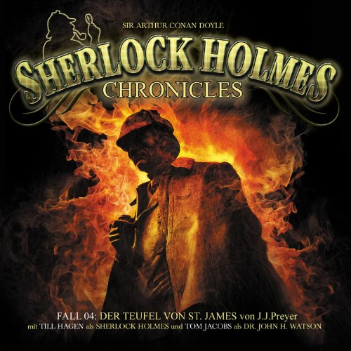 Sherlock Holmes Chronicles (4) Der Teufel von St. James (Winterzeit)