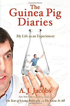 "Cover of ""The Guinea Pig Diaries: My Life..."
