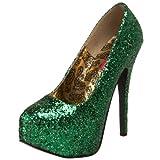 Bordello by Pleaser Women's Teeze-06 Platform Pump - Womens Shoes