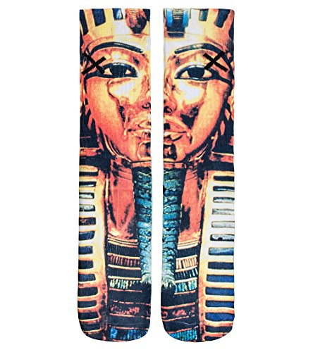 Odd Sox Pharaoh Sock Gold Osfa