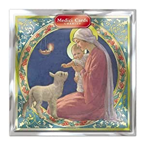 Medici Charity Christmas Cards Pack Of 8