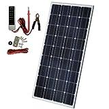 Sunforce 37130 130W Crystalline Solar Panel Review
