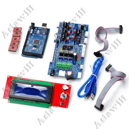 Asiawill–3D-rampes-14-Kit-de-contrle-des-imprimantes-3D-Par-exemple-Ultimaker-V157-de-contrle-LCD-Tableau-de-bord-2004-F2560-R3-Kit-planche