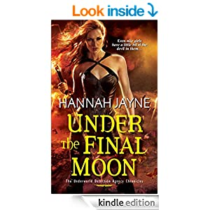 Under The Final Moon (Underworld Detection Agency)