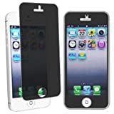 eForCity Privacy Screen Filter compatible with Apple iPhone 5