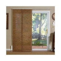 Window coverings for sliding glass door?  thenest