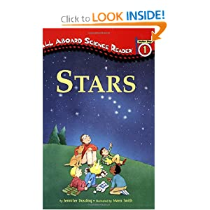 Stars: All Aboard Science Reader Station Stop 1