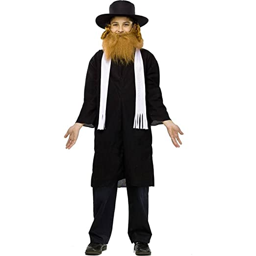 costume kohen + Purim + adult +