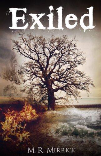 """""""Exiled (The Protector Book)"""" av M.R. Merrick"""