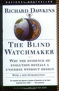 "Cover of ""The Blind Watchmaker: Why the E..."