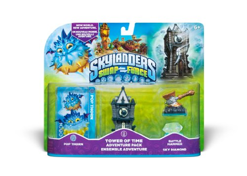 Swap Force Tower of Time Adventure Pack