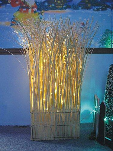 SEPARE LED 20x50x120cm 40 LED luce bianco caldo