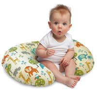 Baby Mom Boppy Nursing Pillow Positioner Feeding Design ...