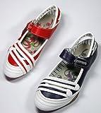 Ballerina Damen Schuh Lila Violett Weiß Rot Weiß Schuhe Sandale Sandalette