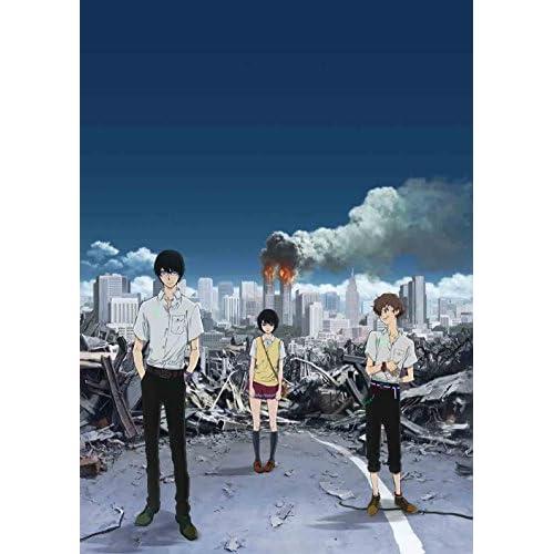残響のテロル 1(通常版) [DVD]