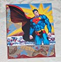 New DC Comics SUPERMAN Flowing Cape Fancy Detailed NOTE PAD