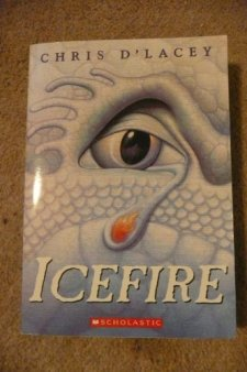 Icefire by Chris D'Lacey| wearewordnerds.com