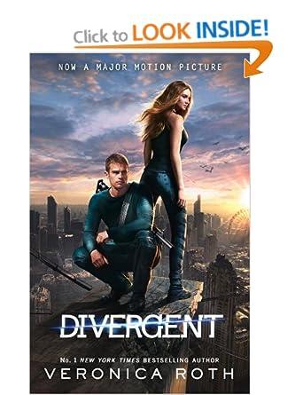 Divergent book 1