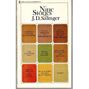 a short response on for esme with love and squalor a short story by j d salinger The short review: nine stories by j d salinger  with love and squalor and a perfect day for  the heart of each story is set to the beat of its characters - to .