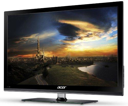 Acer AT4028ML 101,6 cm (40 Zoll) LED-Backlight-Fernseher, Energieeffizienzklasse A (Full-HD, DVB-T, DVB-C) schwarz
