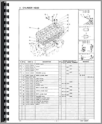 Kubota L345DT Tractor Parts Manual: Amazon.com: Industrial