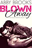 Blown Away: A Small Town Military Romance (The Moore Brothers Book 1)