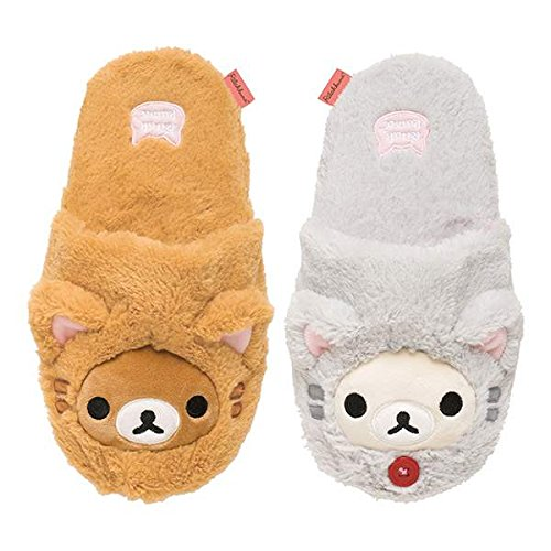 Cat series leisurely [ Rilakkuma slippers š š