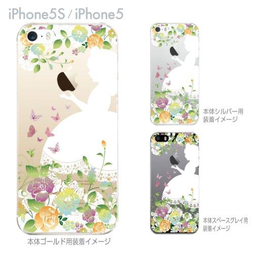 【iPhone5S】【iPhone5】【iphone5Sケース】【iPhone5ケース】【ケース カバー】【docomo】【au】【Soft Bank】【スマホケース】【クリアケース】【Clear Arts】【白雪姫】 08-ip5-ca0100b