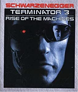 "Cover of ""Terminator 3 - Rise of the Mach..."