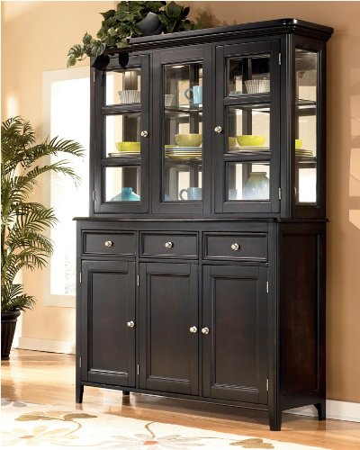 Buy Low Price Ashley Furniture Carlyle Buffet With China