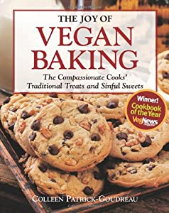 "Cover of ""The Joy of Vegan Baking: The Co..."