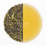 Organic Premium Green Tea, Healthy & Delicious, 100% Darjeeling Origin, 3.53oz /100gm (Makes 35-40 Cups)
