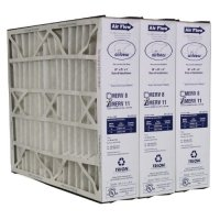 Trion Air Bear 259112-102 MERV 11 Filters (3-Pk)  20x25x5 ...