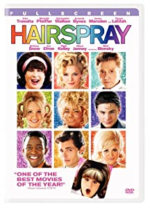 """Cover of """"Hairspray (Full-Screen Edition)..."""
