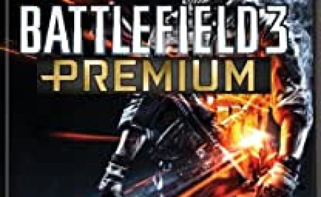 Amazon Battlefield 3 Premium Service Online Game