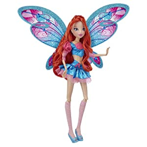 "Winx 11.5"" Fashion Doll Believix - Bloom"