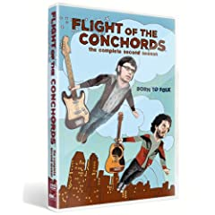 FLIGHT OF THE CONCHORDS: THE COMPLETE SECOND SEASON 3