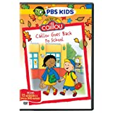 Best of Caillou: Caillou Goes Back to School [DVD] [Import]