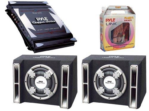 Pyle Mega AmplifierSubwooferInstallation Package For