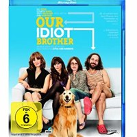 Our Idiot Brother / Regie: Jesse Peretz. Darst.: Paul Rudd, Elizabeth Banks, Zooey Deschanel, Emily Mortimer ...