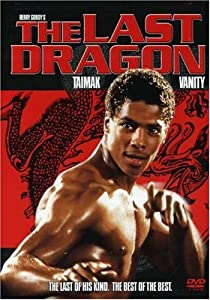 "Cover of ""The Last Dragon"""